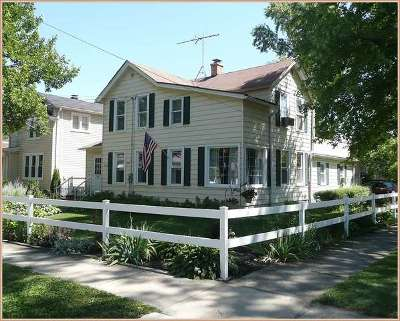 Batavia Single Family Home For Sale: 346 McKee Street