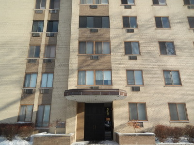 Oak Lawn Condo/Townhouse Re-Activated: 9725 South Karlov Avenue #504
