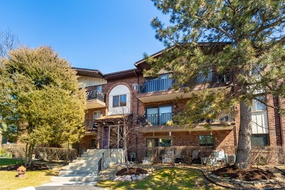 Crestwood Condo/Townhouse For Sale: 13931 James Drive #806