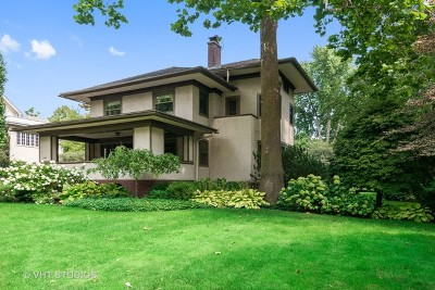 Oak Park Single Family Home For Sale: 540 Linden Avenue