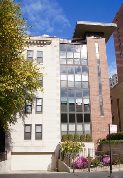 Condo/Townhouse For Sale: 506 West Roscoe Street #102