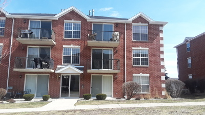 Orland Park Rental For Rent: 16611 Liberty Circle #2-S