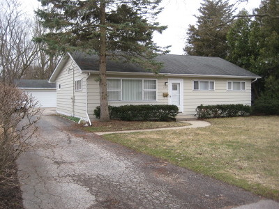 Deerfield Single Family Home For Sale: 1339 Somerset Avenue