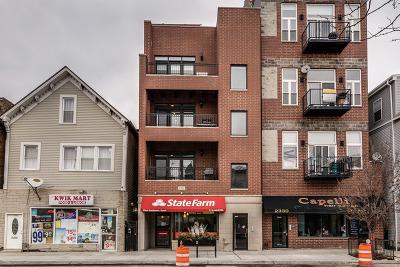 Condo/Townhouse For Sale: 2332 West Belmont Avenue #3