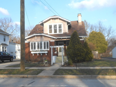 Morris Single Family Home Re-Activated: 441 West Avenue