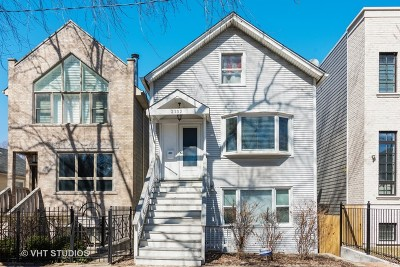 Multi Family Home For Sale: 2132 West Barry Avenue