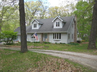Wilmington IL Single Family Home For Sale: $369,900