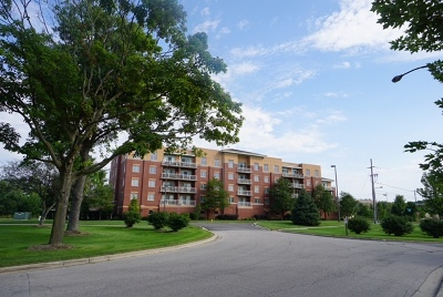 Lombard Condo/Townhouse For Sale: 500 East St Charles Road #410