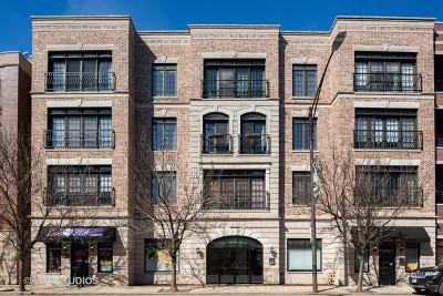 Condo/Townhouse For Sale: 2238 West Belmont Avenue #2E