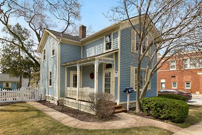 Naperville Single Family Home For Sale: 229 Center Street
