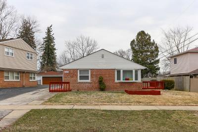 Oak Lawn Single Family Home For Sale: 10025 Harnew Road East