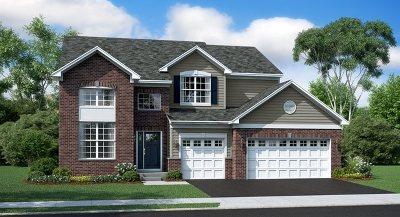 Manhattan Single Family Home Contingent: 24851 South Glidden Circle