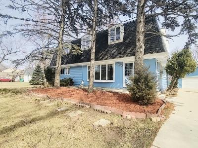 Glen Ellyn Single Family Home For Sale: 1n557 Glenrise Avenue
