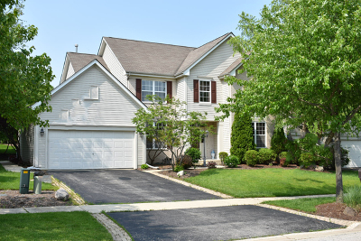 St. Charles Single Family Home For Sale: 3718 Matisse Drive