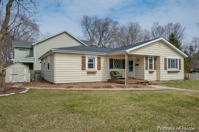 Wheaton Single Family Home Re-Activated: 717 East Forest Avenue