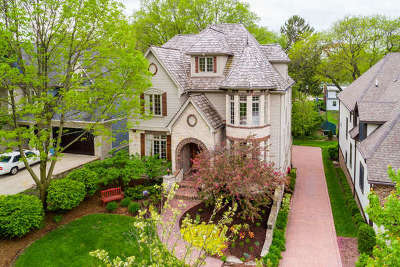 Naperville Single Family Home For Sale: 445 South Columbia Street