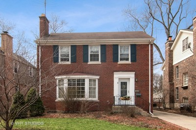 Riverside Single Family Home For Sale: 316 Nuttall Road