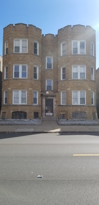 Chicago Multi Family Home Contingent: 11333 South King Drive
