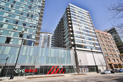 Condo/Townhouse For Sale: 1345 South Wabash Avenue #1507