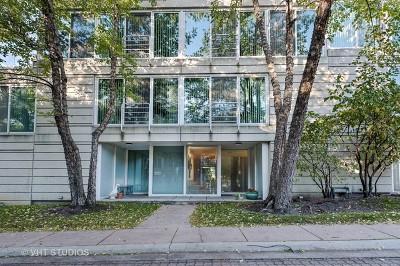 Evanston Condo/Townhouse For Sale: 2532 Wellington Court