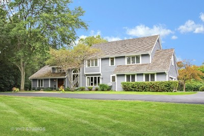Barrington Single Family Home For Sale: 26286 Glenbarr Lane