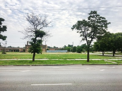 Chicago Residential Lots & Land For Sale: 3100 West Washington Boulevard
