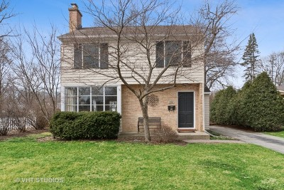 St. Charles Single Family Home For Sale: 1333 South 3rd Street