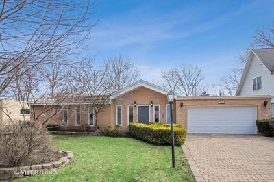 Lincolnwood Single Family Home For Sale: 6525 North Kilbourn Avenue