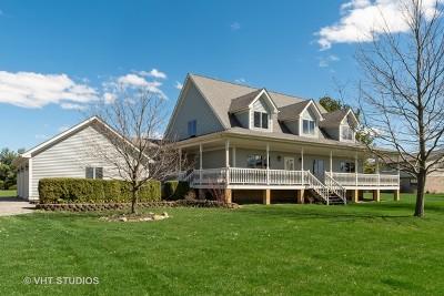 Manhattan Single Family Home For Sale: 24013 Heather Glen Court