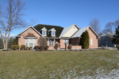 Woodstock Single Family Home For Sale: 10630 Bull Valley Drive