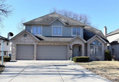 Elmhurst IL Single Family Home For Sale: $699,500