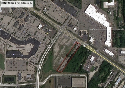 Commercial For Sale: 20420 North Rand Road