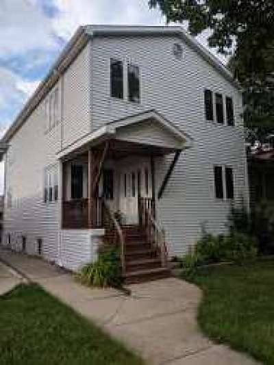 Single Family Home For Sale: 7536 West Winona Street