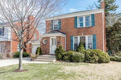 La Grange Single Family Home For Sale: 509 South Brainard Avenue