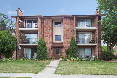Orland Park Condo/Townhouse Re-Activated: 15333 Treetop Drive #3N