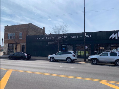 Chicago Residential Lots & Land For Sale: 2848 North Cicero Avenue
