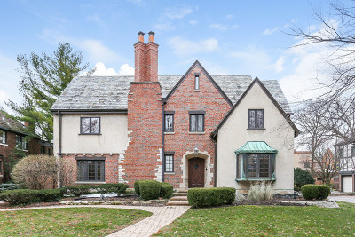 River Forest Single Family Home For Sale: 7823 Greenfield Street