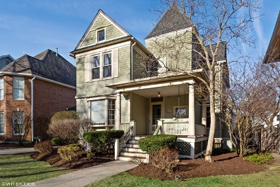 La Grange Single Family Home For Sale: 116 South Waiola Avenue