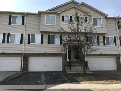 Gilberts Condo/Townhouse For Sale: 458 Evergreen Circle #458