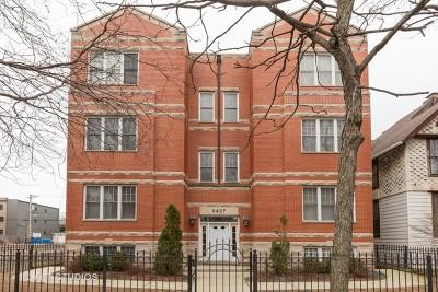 Condo/Townhouse For Sale: 4437 North Ashland Avenue #4N