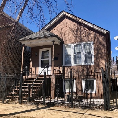Single Family Home Contingent: 2108 West Huron Street