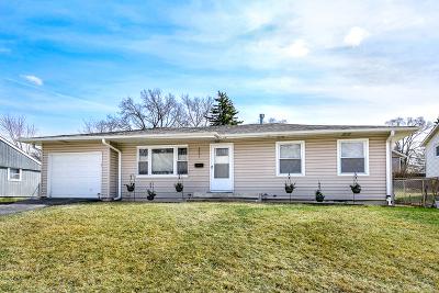 Woodridge Single Family Home For Sale: 2601 Jonquil Lane