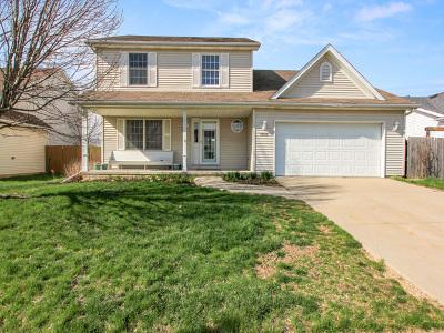 Single Family Home For Sale: 1808 Saltonstall Drive