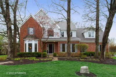 McHenry Single Family Home For Sale: 2903 Cherryhill Court