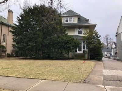 Wilmette Single Family Home For Sale: 225 Central Avenue