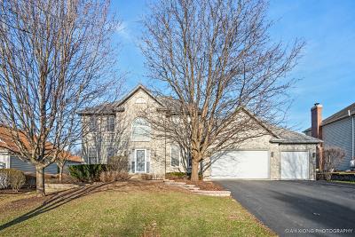 Sugar Grove Single Family Home Contingent: 988 Black Walnut Drive