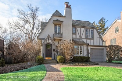 Kenilworth Single Family Home For Sale: 556 Greenwood Avenue