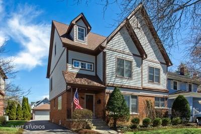 La Grange Park Single Family Home For Sale: 441 North Waiola Avenue