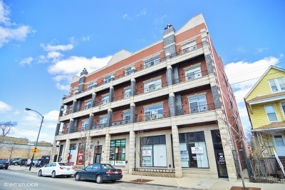 Condo/Townhouse For Sale: 4231 North Kedzie Avenue #2-B
