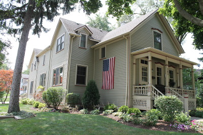 Lombard Single Family Home For Sale: 343 West Maple Street